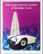 Louis Vuitton Classic at Rockefeller Center 1999 large poster by Razzia