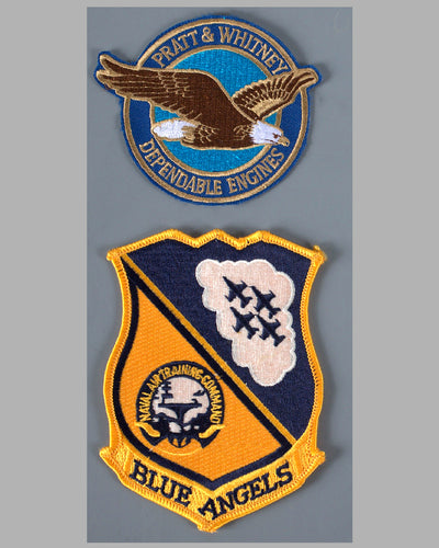 Six aviation patches 2