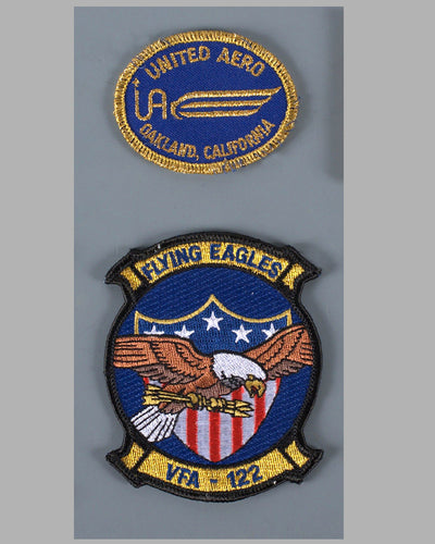 Six aviation patches 3