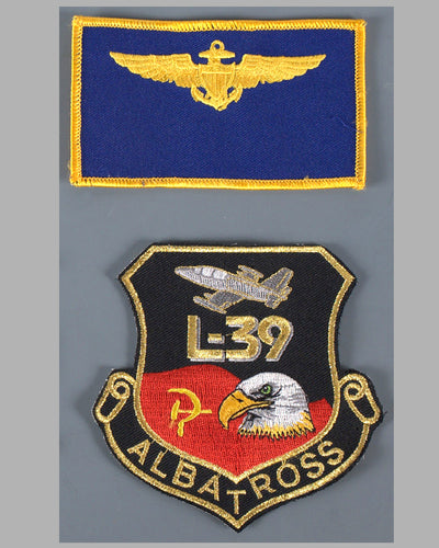 Six aviation patches 4