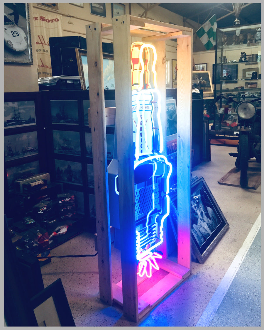 Champion Spark Plug reproduction neon sign 2