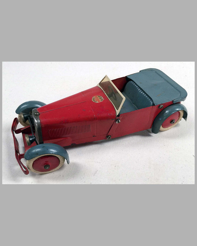 Sports Car toy #1 by Meccano (1932) U.K.