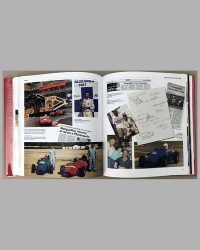 "Stanguellini ""Big Little Racing Cars"" book by Luigi Orsini and Franco Zagari, 2003"