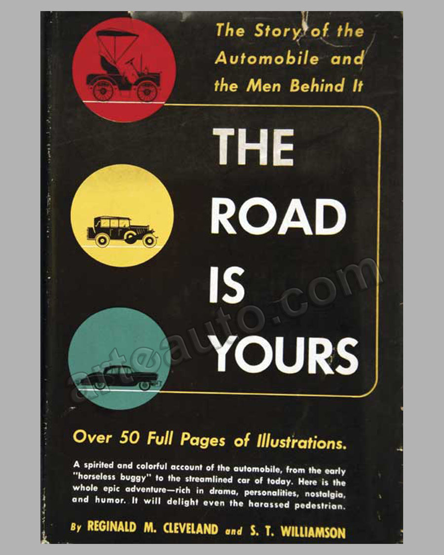 The Road is Yours by R. M. Cleveland & S. T. Williamson