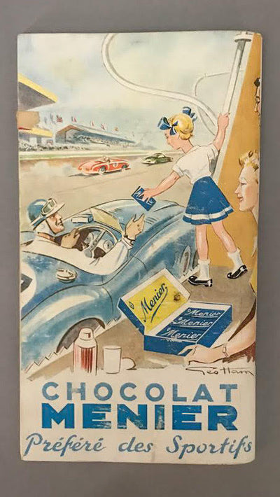 24 Hours of Le Mans 1953 Program
