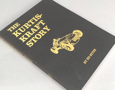 The Kurtis Kraft Story by Ed Hitze