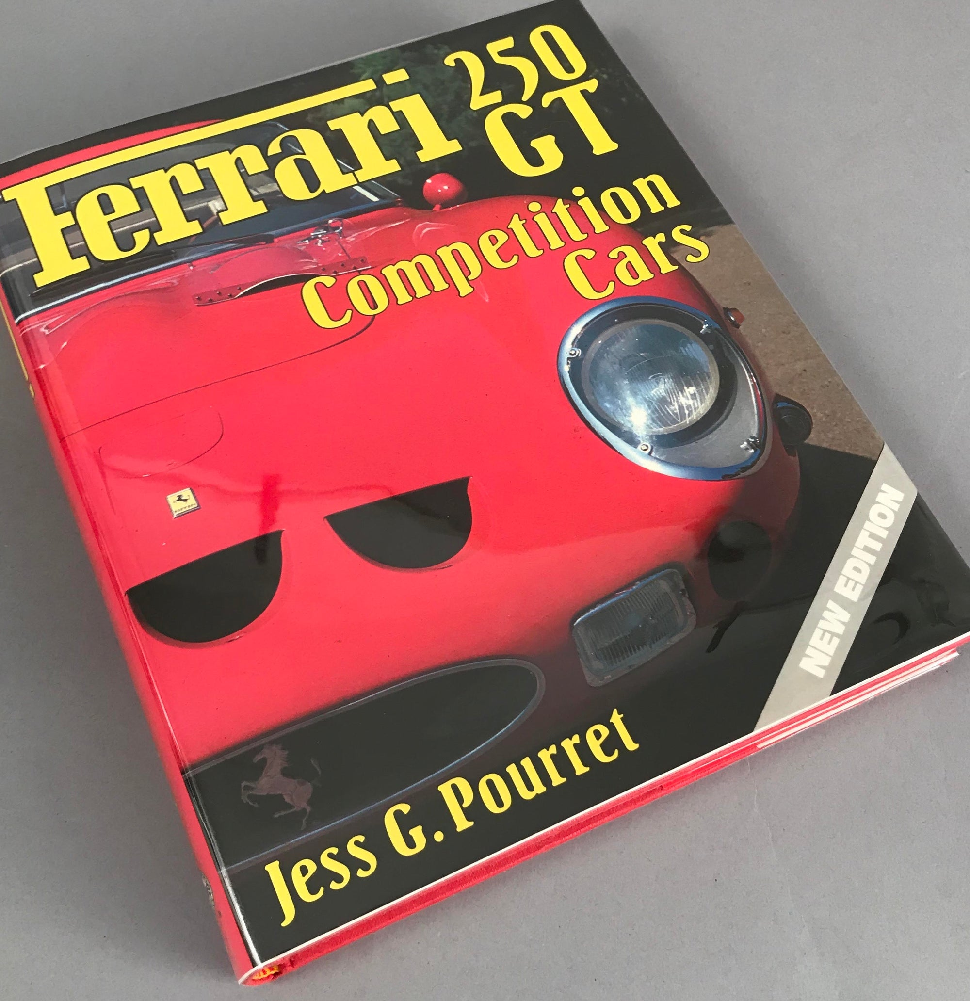 Ferrari 250 GT Competition Cars by Jess Pourret