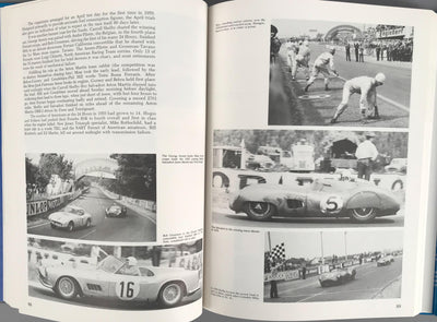 Americans at Le Mans, book by Albert Bochroch - $150.00