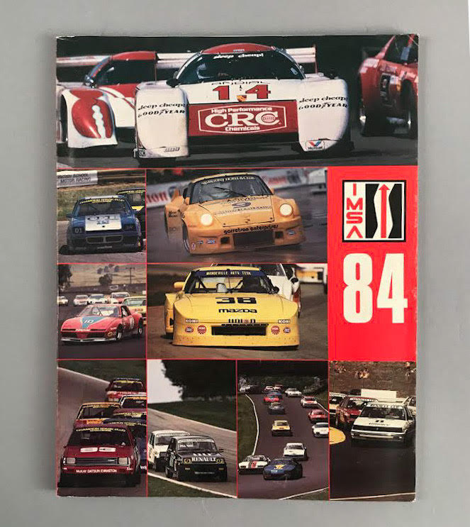 IMSA Yearbook 1984