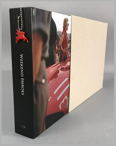 Weekend Heroes, book by Tony Adriaensens, limited edition, of 1000, 2007