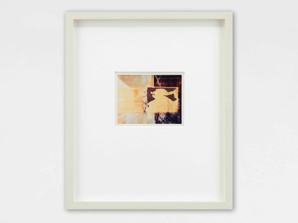Wim Wenders, Abstract Painting II (1980), C-print