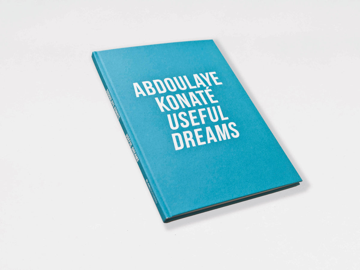 Abdoulaye Konaté: Useful Dreams full colour exhibition catalogue