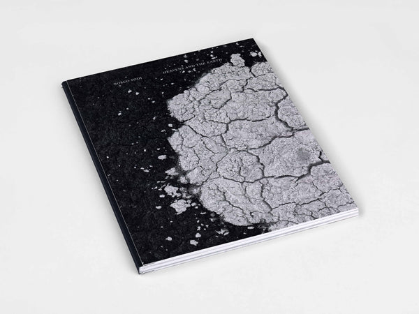 Bosco Sodi, Heavens and the Earth, Limited Edition Publication