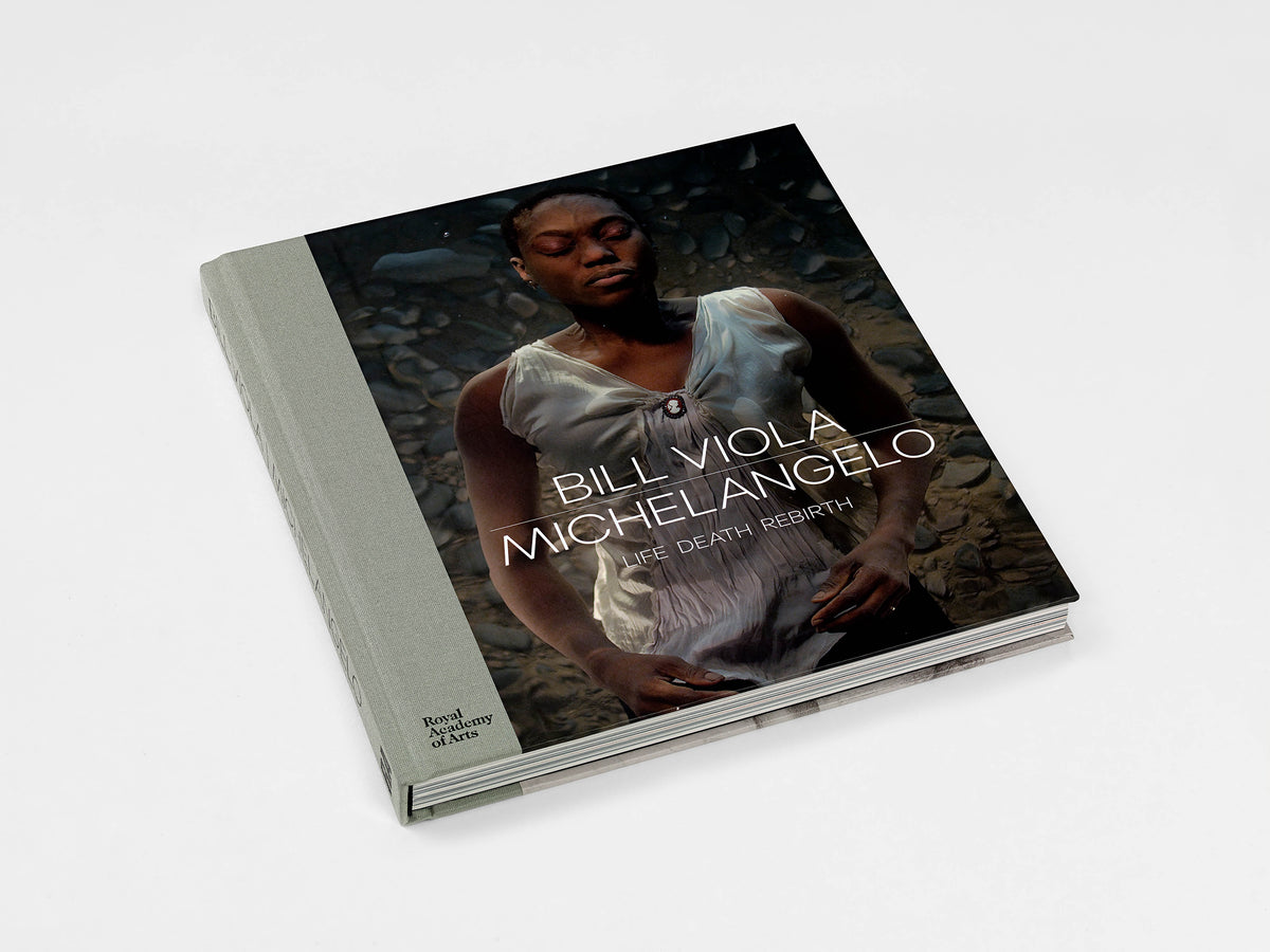 Bill Viola / Michelangelo, Life Death Rebirth, Publication