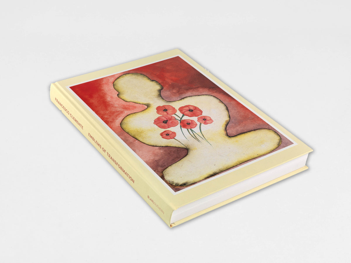 Francesco Clemente: Emblems of Transformation, 108 single page plates