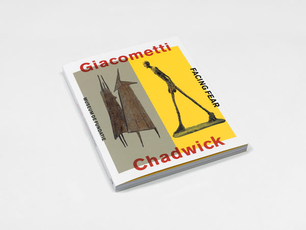 Giacometti-Chadwick, Facing Fear publication