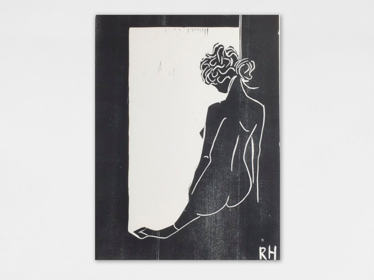Rachel Howard, Rachel Howard Woodcut