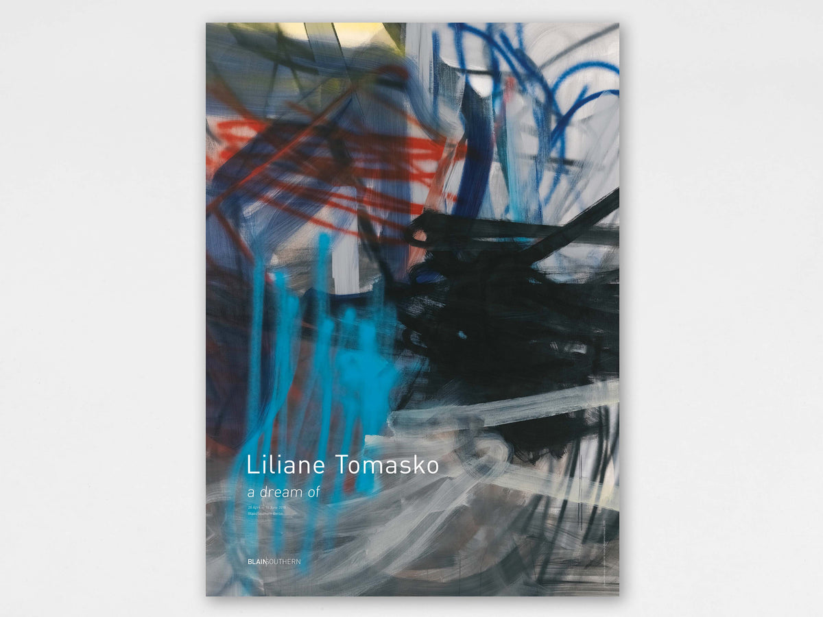 Liliane Tomasko, 'a dream of' poster