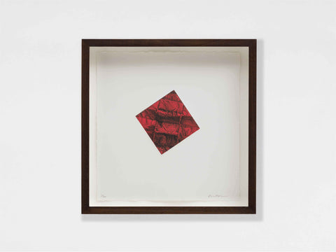Mat Collishaw, This is not an exit, Limited Edition, 'Blush'