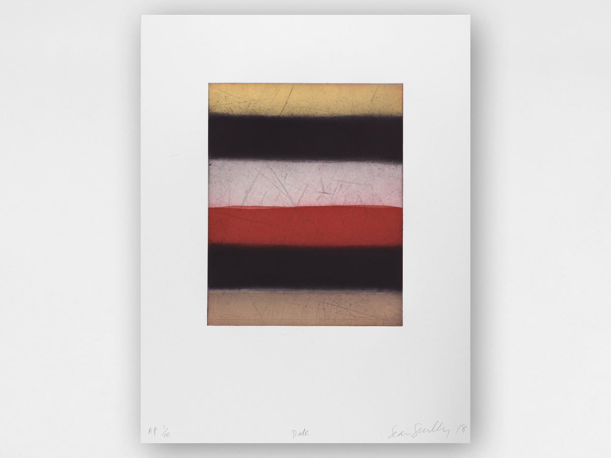 Sean Scully Limited-Edition Print