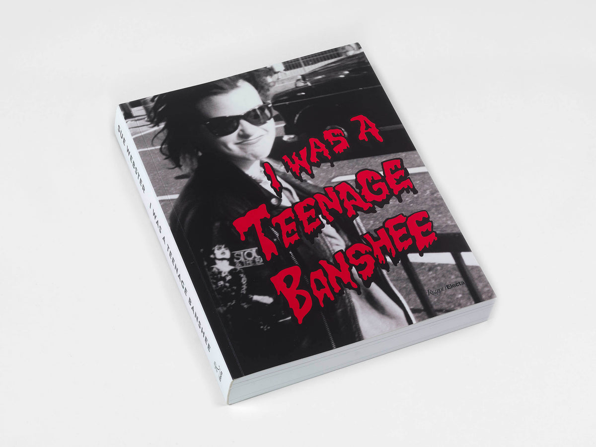 Sue Webster, 'I Was A Teenage Banshee', Publication