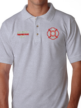 Load image into Gallery viewer, Macedonia Fire Dept Union Unisex Polo