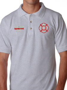 Macedonia Fire Dept Union Unisex Polo