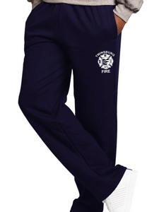 Twinsburg Fire Duty DryBlend Open-Bottom Sweatpants w/ Pockets