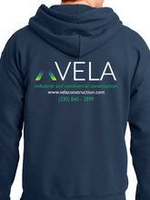 Load image into Gallery viewer, VELA - Dryblend Management Hooded Sweatshirt