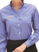 Load image into Gallery viewer, KAG Women's Oxford Shirt