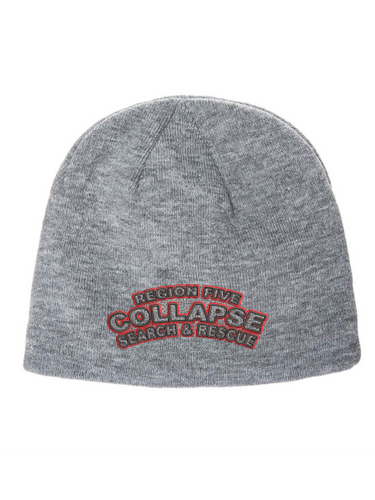 Region 5 Collapse Search & Rescue CoolMax Beanie
