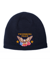 Load image into Gallery viewer, Twinsburg Police Department Eagle Cool Max Beanie