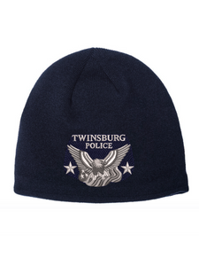 Twinsburg Police Department Eagle Cool Max Beanie