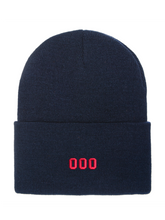 Load image into Gallery viewer, TFD Initials FlexFit Thinsulate Cuffed Beanie