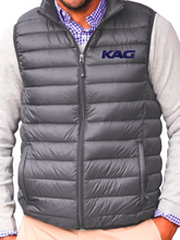 Load image into Gallery viewer, KAG Packable Down Vest