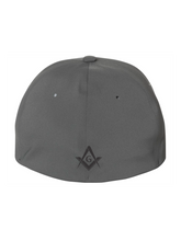 Load image into Gallery viewer, Widows Sons WS Delta Seamless Cap-Gray