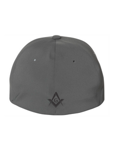 Widows Sons WS Delta Seamless Cap-Gray