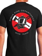 Load image into Gallery viewer, Piqua Fire Dive - Standard Unisex T Shirt