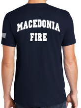 Load image into Gallery viewer, Macedonia Fire Dept. Standard Unisex Duty T Shirt
