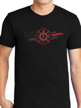 Load image into Gallery viewer, Twinsburg Fire Department Remembrance T Shirt