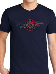 Twinsburg Fire Department Remembrance T Shirt