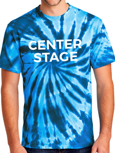 Center Stage Cyclone Adult Short Sleeve T Shirt