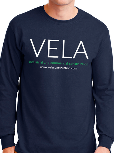 VELA - Ultra Cotton Management Long Sleeve T Shirt