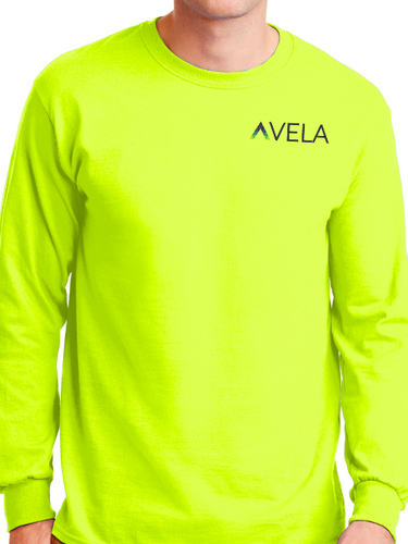 VELA - Ultra Cotton Long Sleeve T Shirt