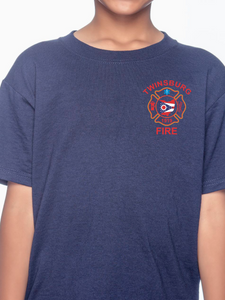 Twinsburg Fire Duty Standard Youth T Shirt