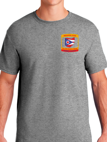 Region 5 Collapse Search & Rescue T Shirt