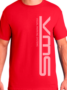 VMS Vertical 50/50 T Shirt