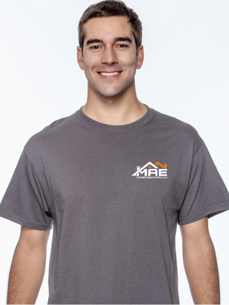 MAE Construction T Shirt
