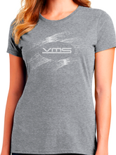 Load image into Gallery viewer, VMS Ink Brush 50/50 Women's T Shirt
