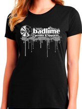 Load image into Gallery viewer, Badlime Ink Splat 50/50 Women's T Shirt